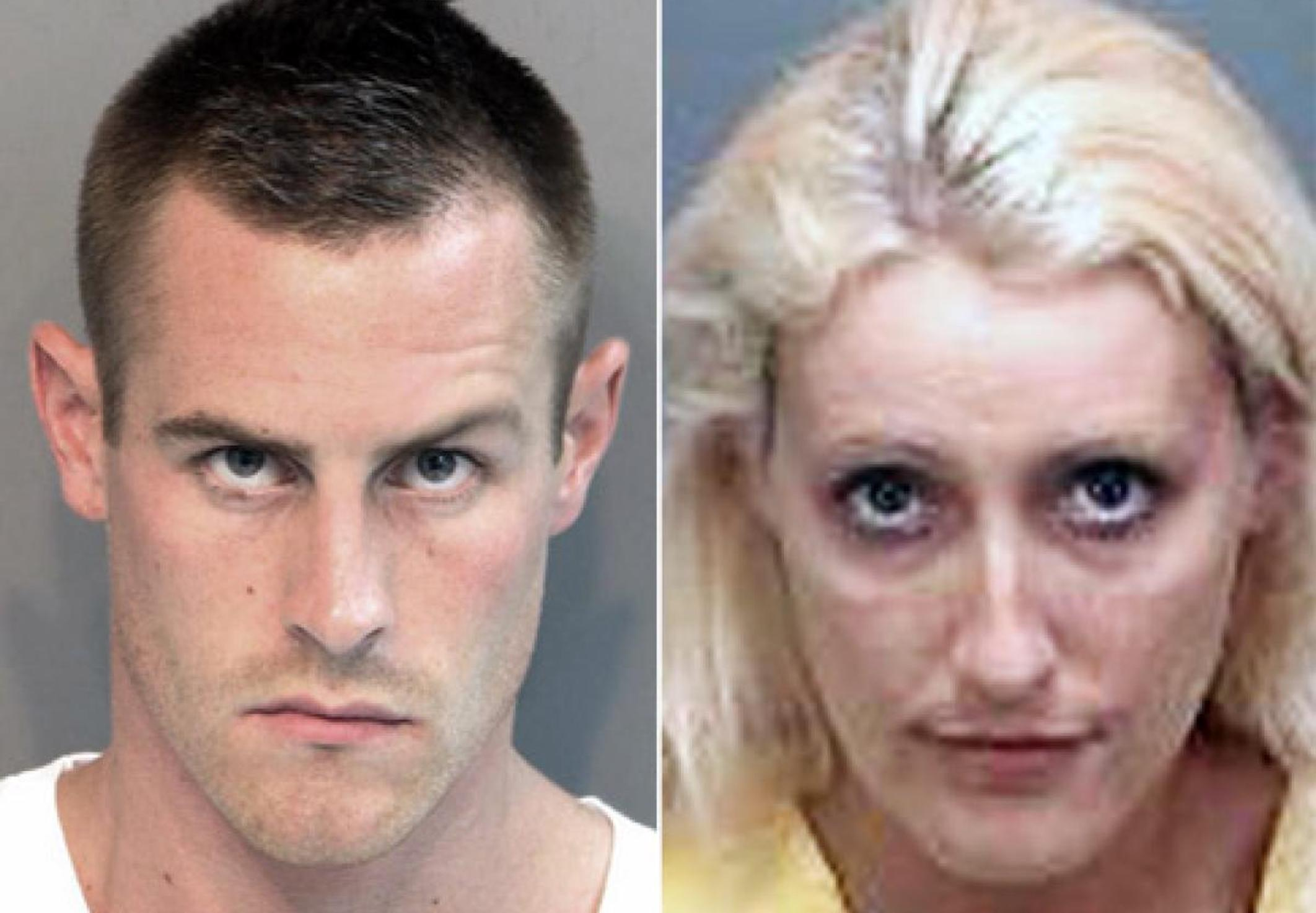 Porn Star Couple Has Sex Immediately After Murdering Man In Middle Of Erotic Massage Martinis Murder