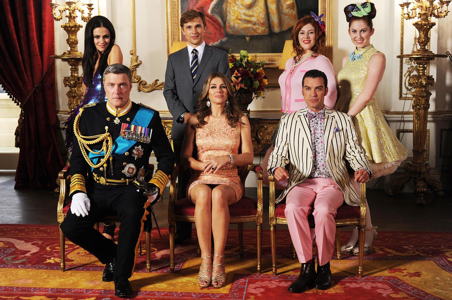 Секс в королевских семьях 4 фотография