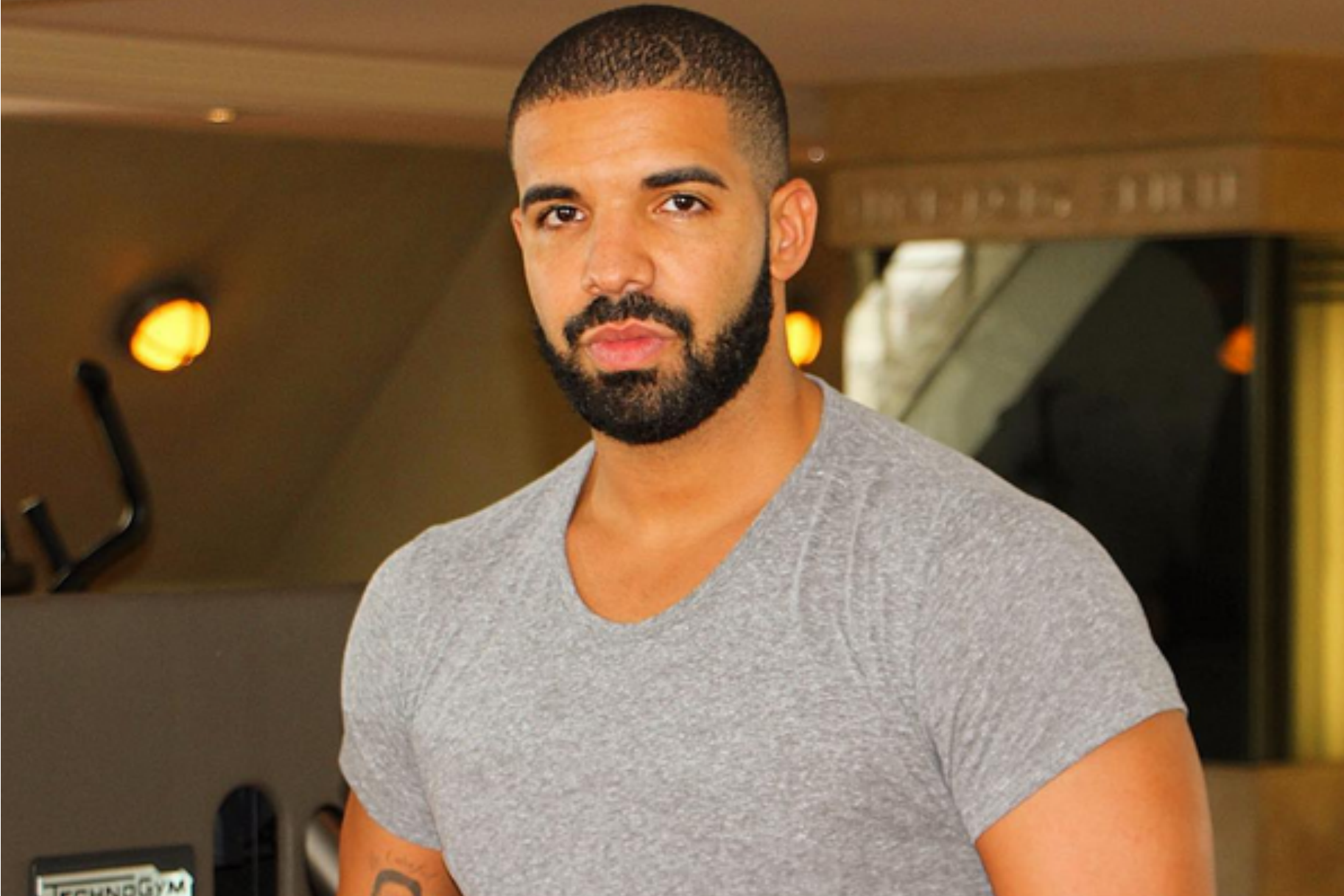 Look out drake 39 s new workout pics are thirst traps very for Thedrake