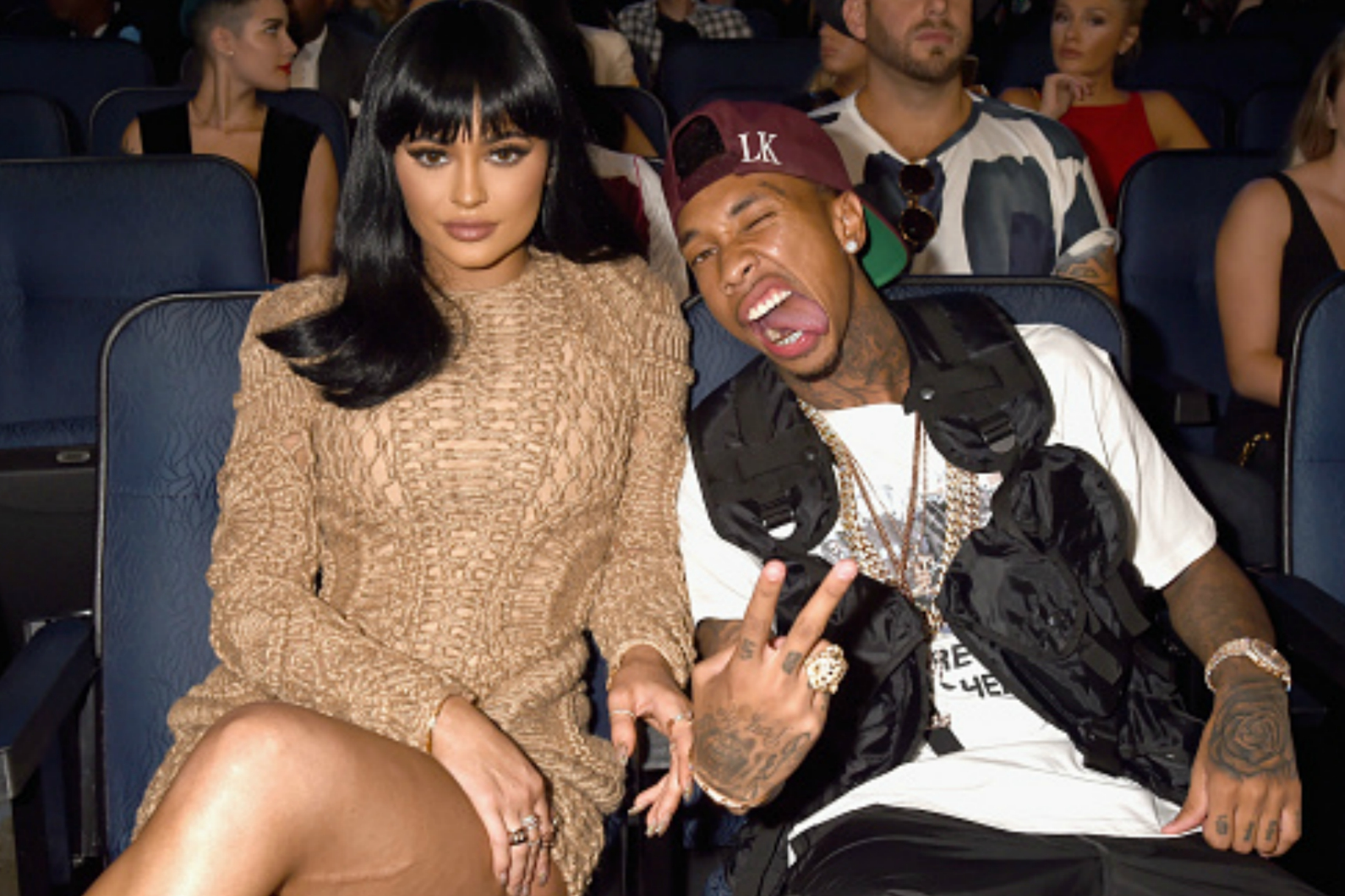 Tyga and kylie dating
