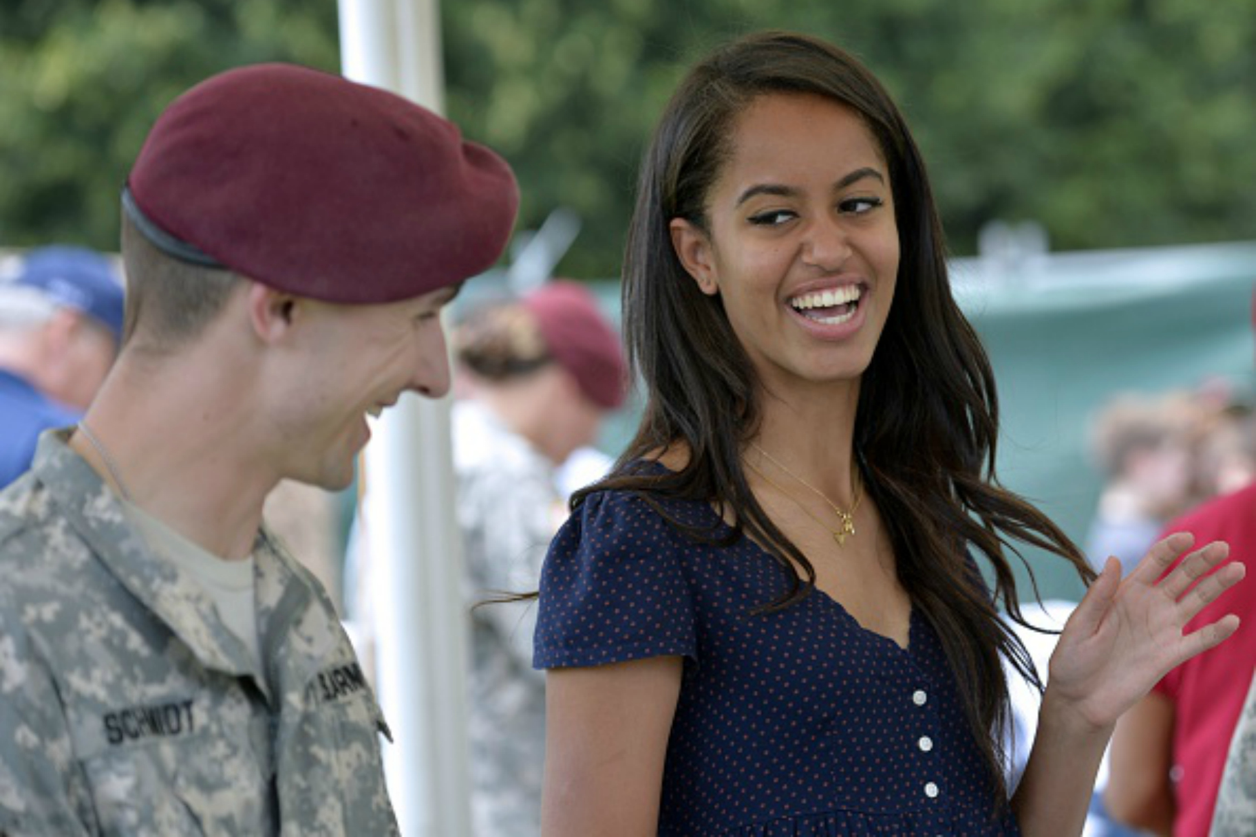 Does Malia Obama Have A Boyfriend? | Very Real