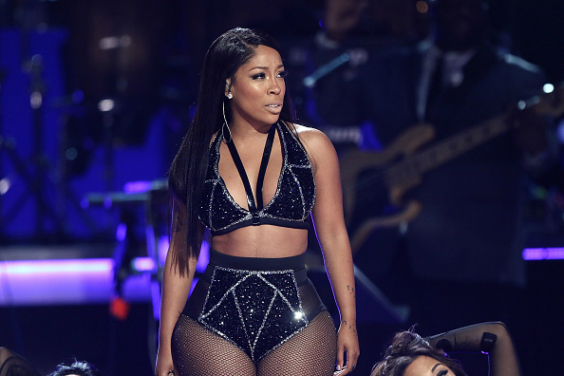 K. Michelle Wants To Get Rid Of Her Butt Implants (And The ... K Michelle