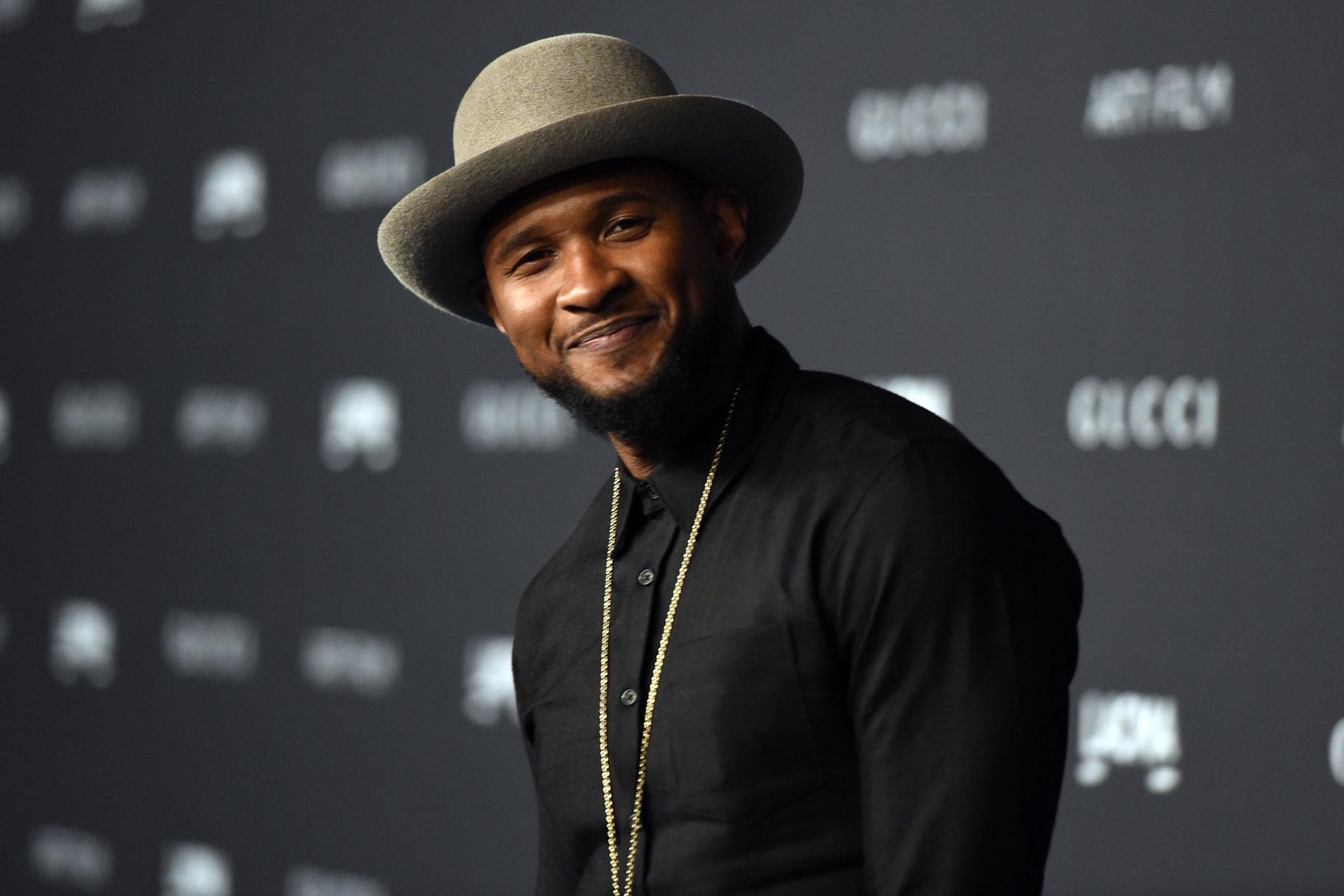 Usher roller shoes video - Usher Roller Shoes Video 8