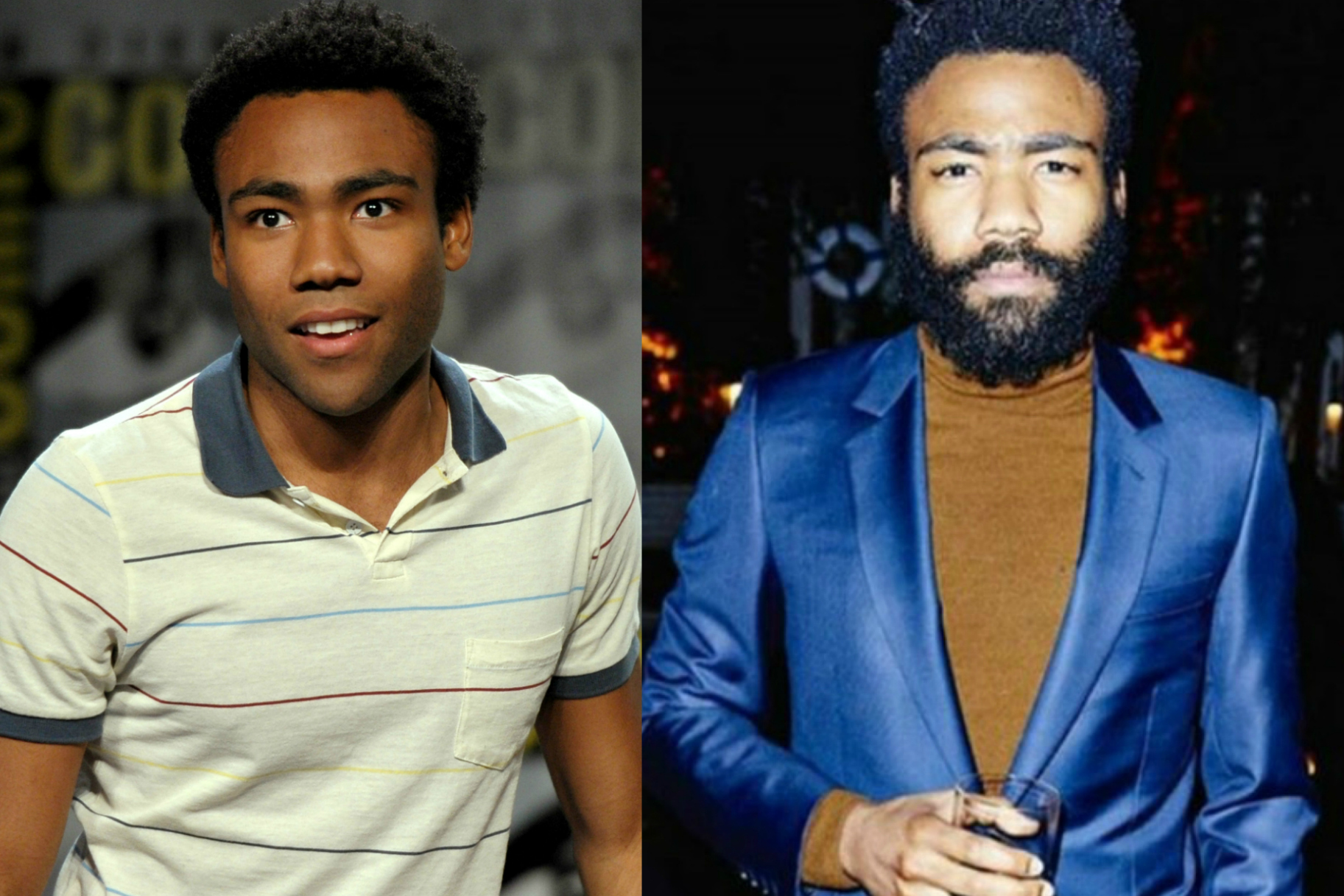 Everyone Is Freaking Out Over Childish Gambino S Sexy New