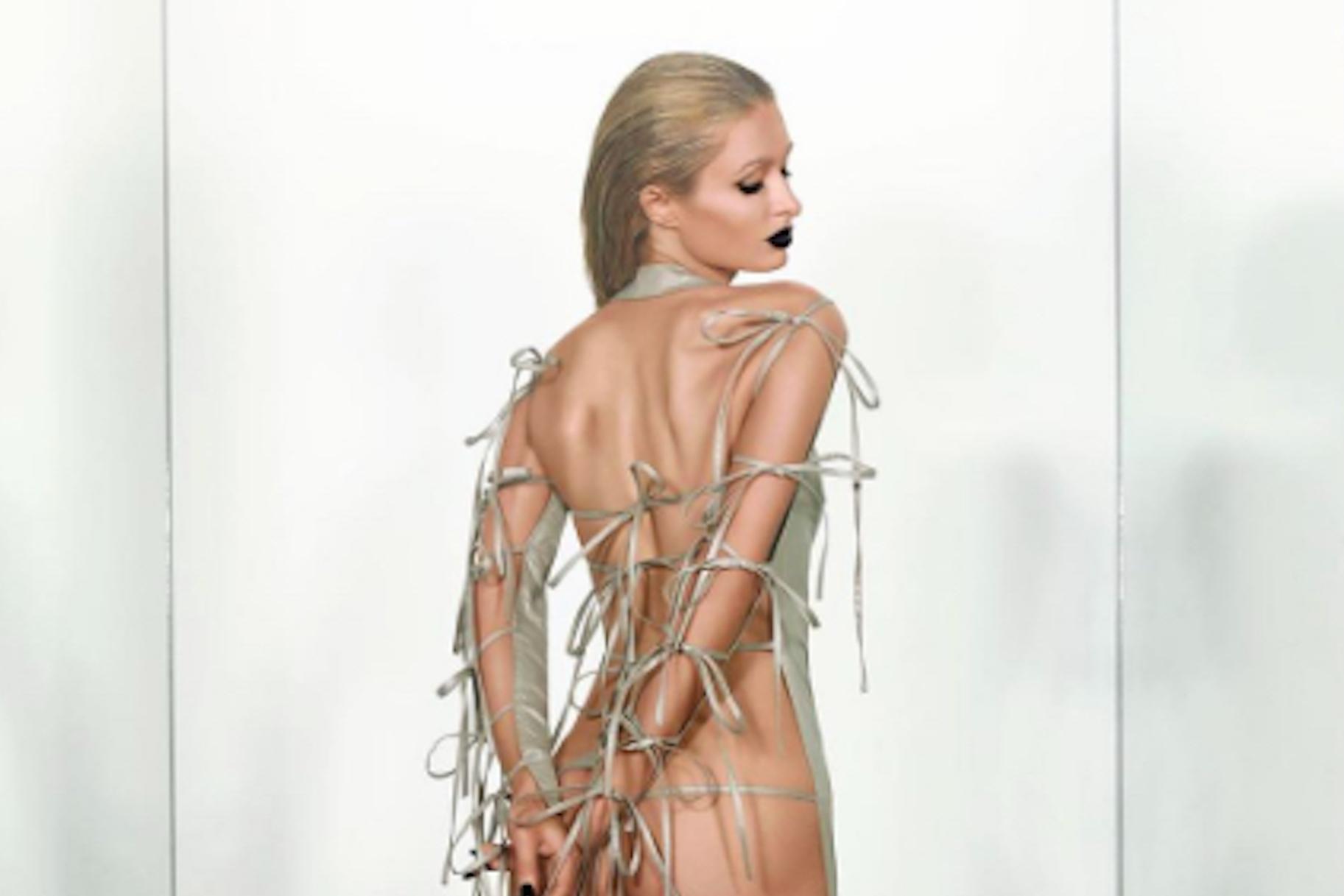 Paris Hilton Is Coming For Kim Kardashian S Famous Cover