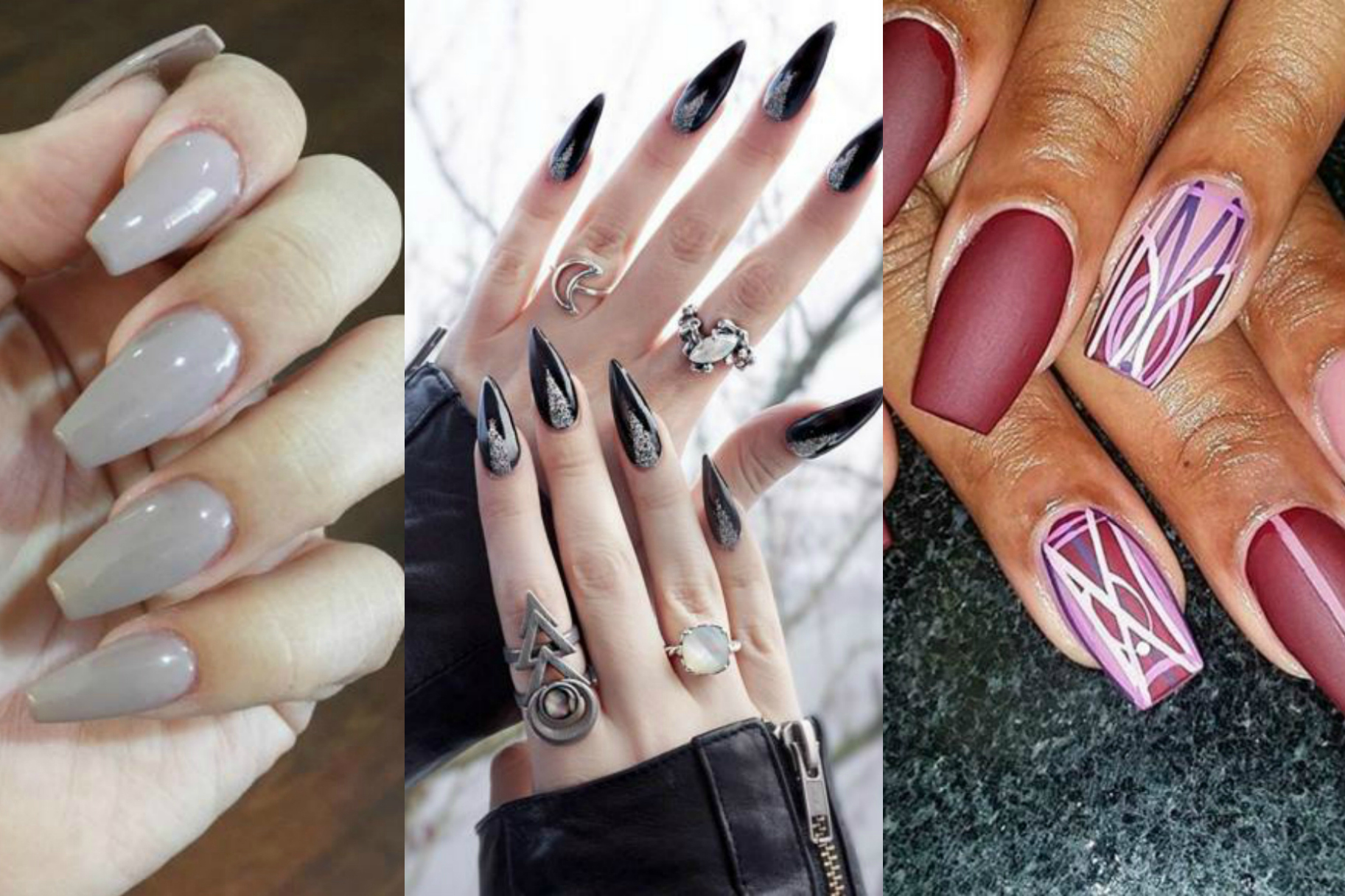 6 Nail Trends To Fall In Love With In 2016 | Very Real