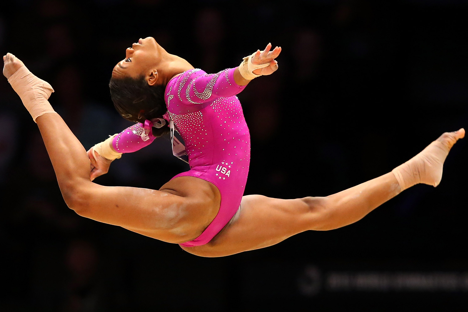 watch gabby douglas strive to �do the impossible� in the