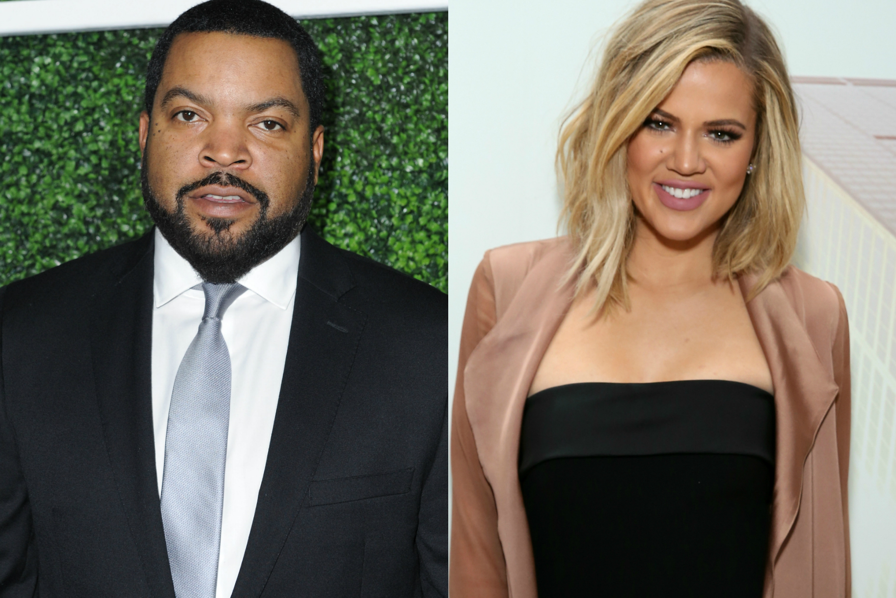 Ice Cube Disroves Of Khloe Kardashian S Thirst For His Son