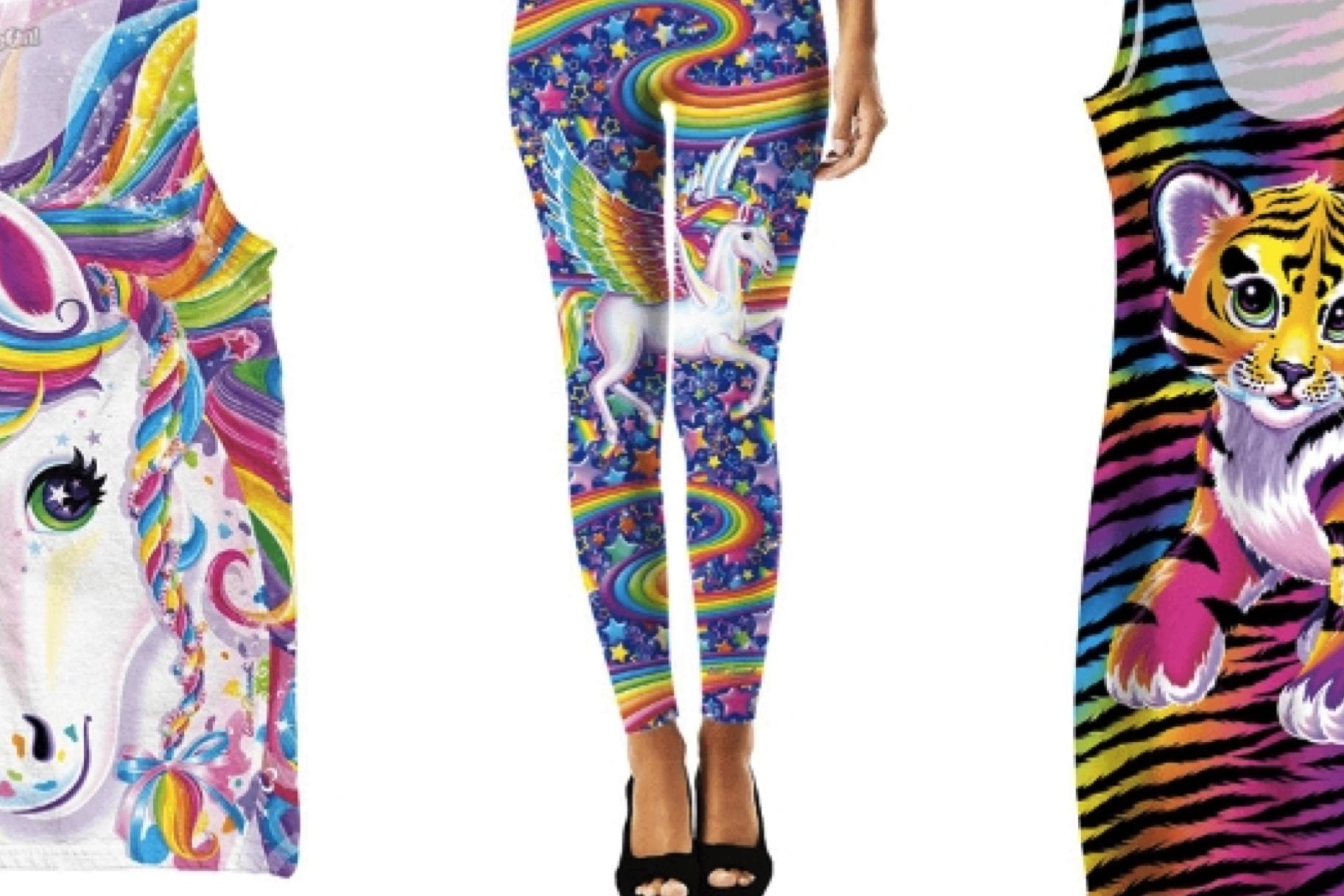 Lisa frank clothing store