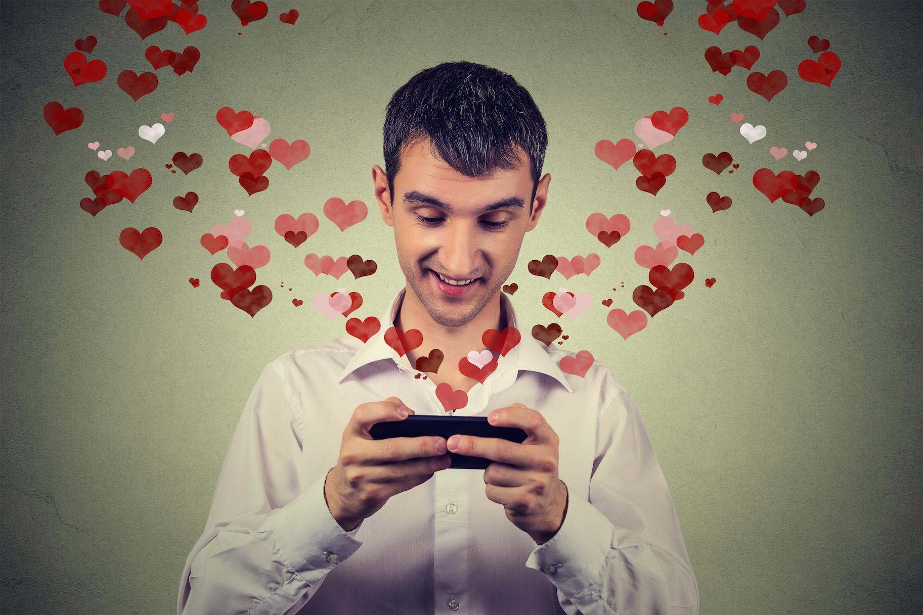 Dating a guy still on tinder