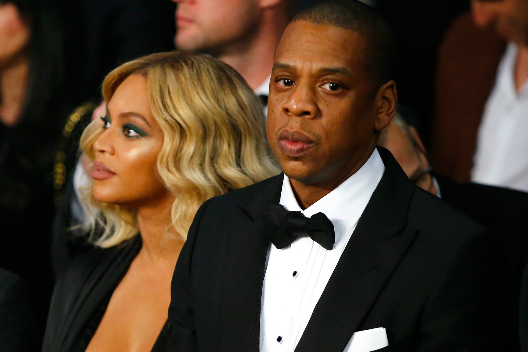... This Iconic Photo Of Beyonce, Jay Z, And Barack Obama | Very Real