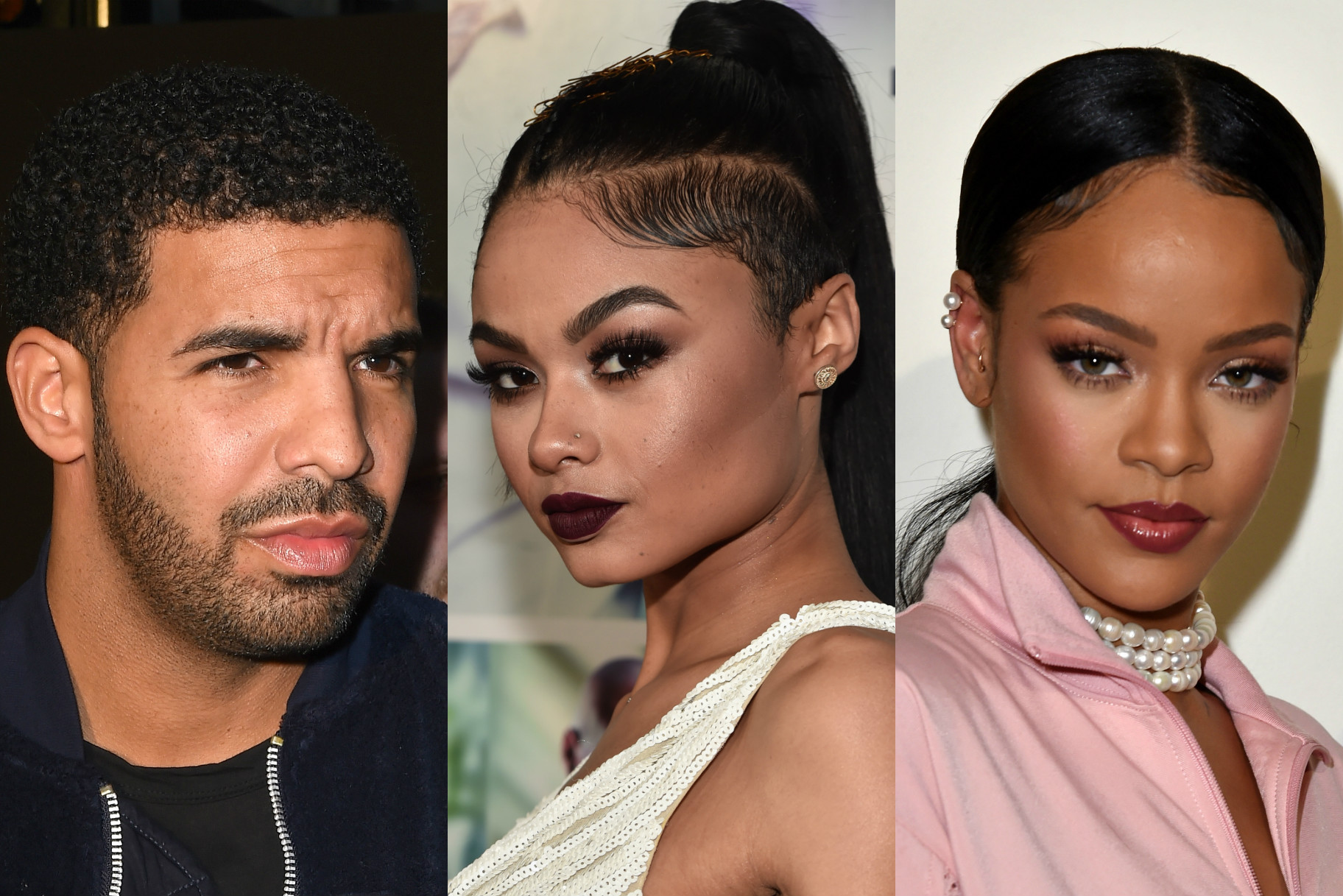 Is Drake Cheating On Rihanna With India Love?