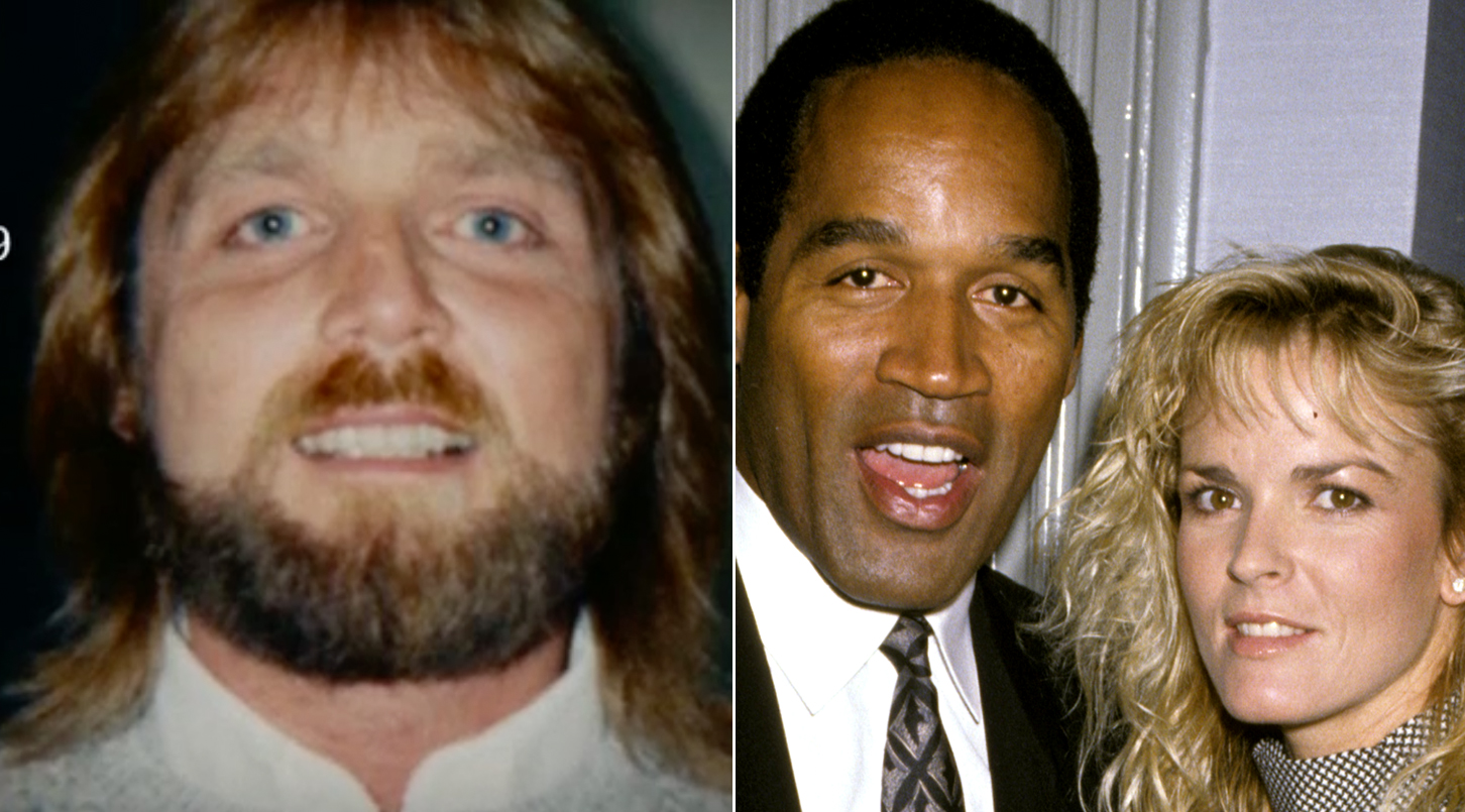 glen rogers buddhist single men The infamous oj simpson murder case has taken an unexpected twist with a new documentary claiming that a serial killer called glen rogers murdered oj's ex-wife.