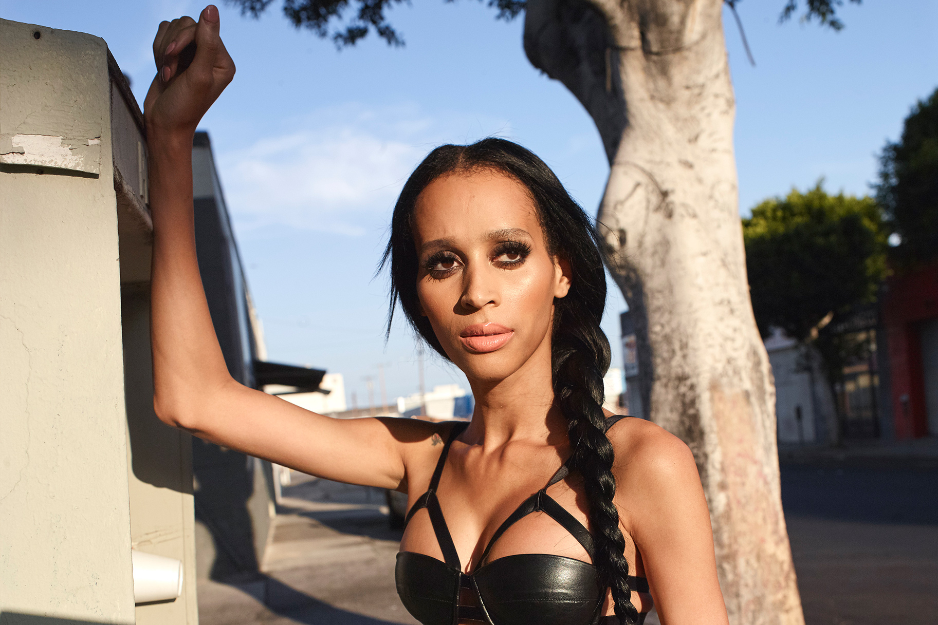 Image result for transgender models female Isis King