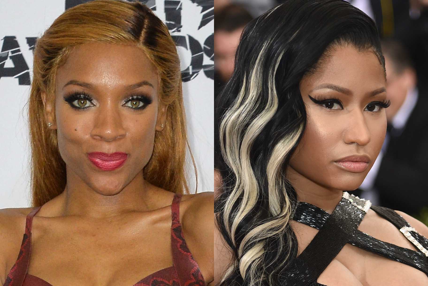 Lil Mama Just Threw Shade At Nicki Minaj And Brought Lil