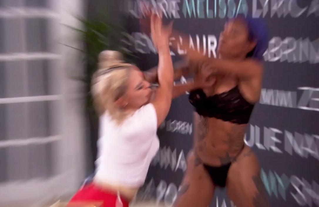 oxygen bad girls club nude
