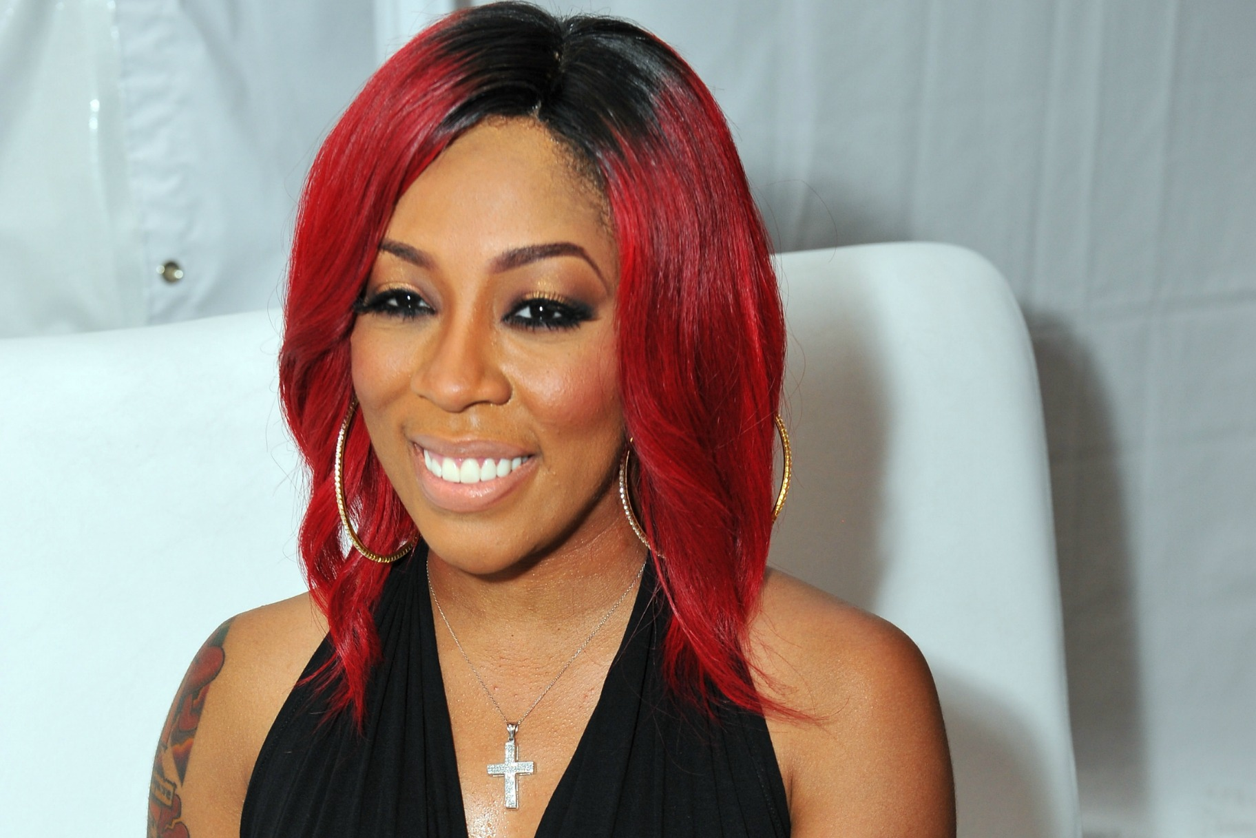 K. Michelle Is Looking Brand New...And The Internet Has A ... K Michelle