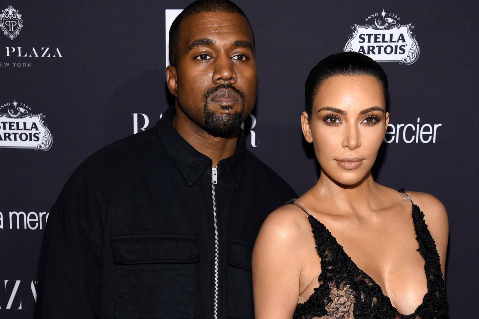 Kanye West Gave Kim Kardashian The Most Expensive Christmas Gift ...