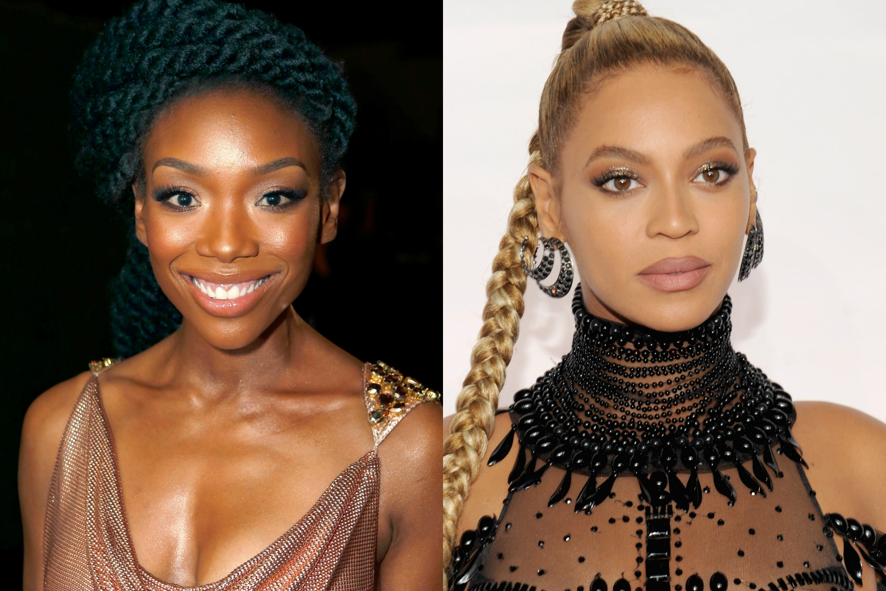 Is Brandy Beefing With Beyonce? | Very Real