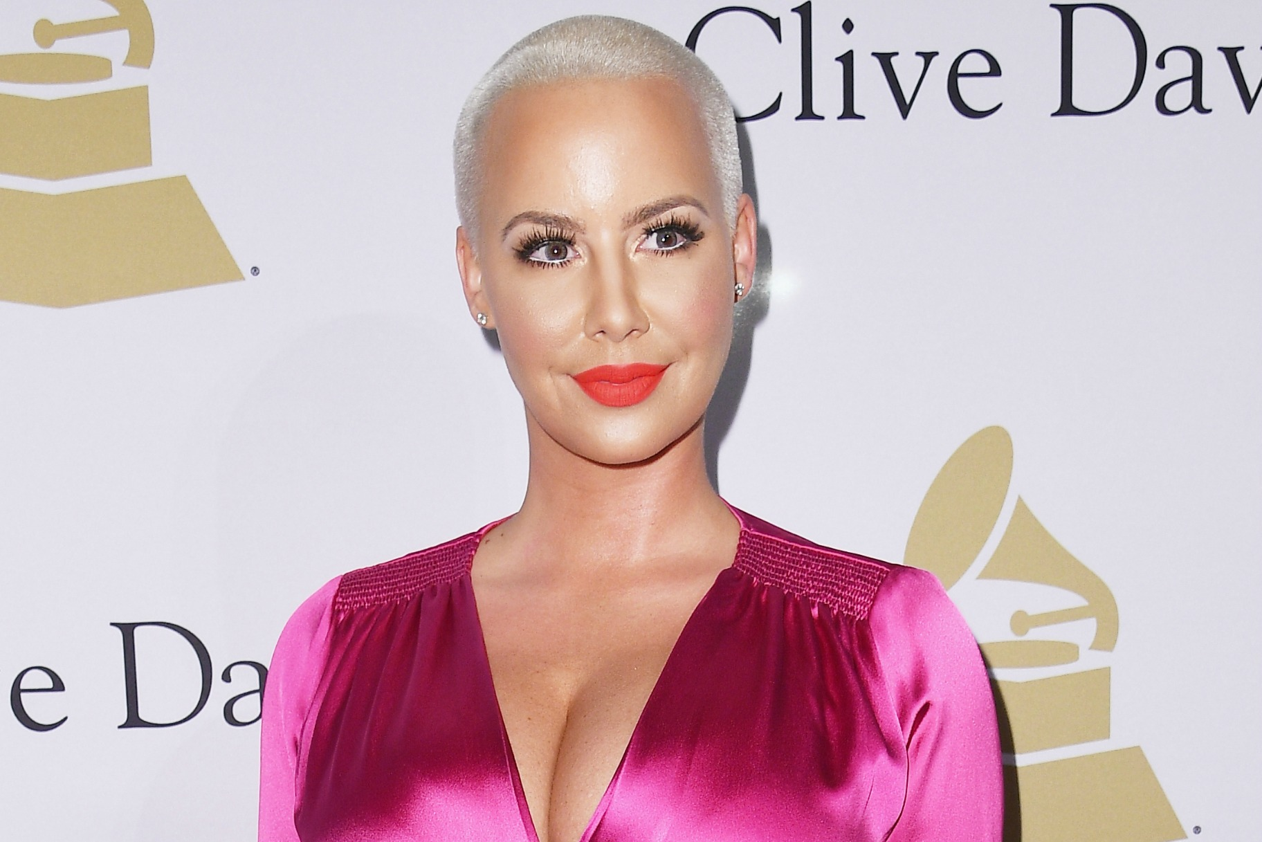 """Amber Rose Explains Why She Won't Date """"Airhead"""" Basketball Players"""