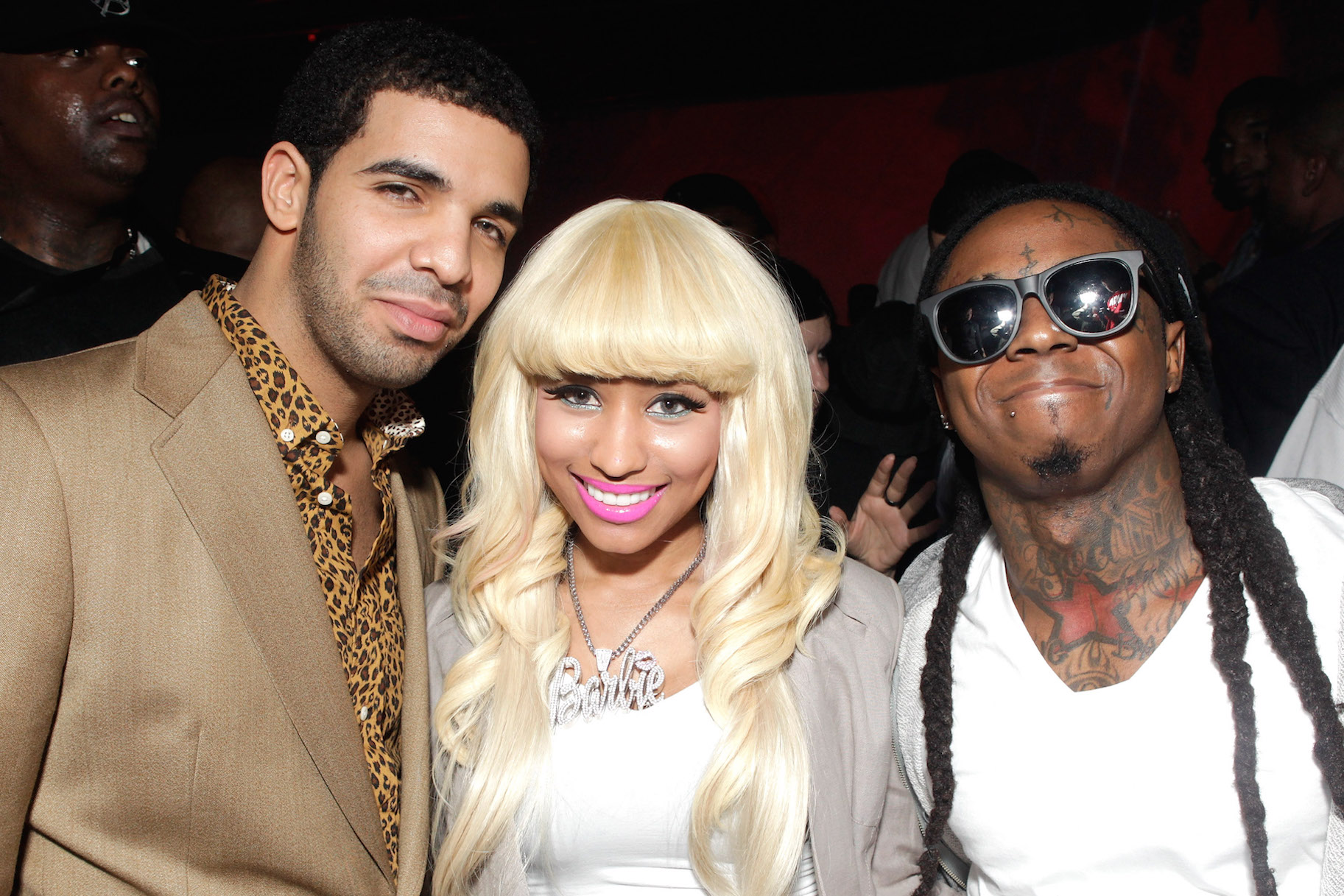 drake and nicki minaj dating october 2011