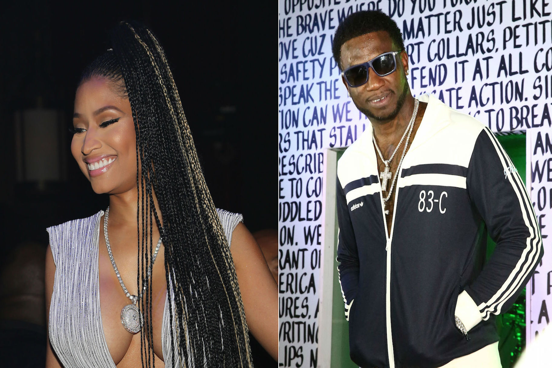 Nicki Minaj Forgave Gucci Mane For Claiming They'd Hooked ...