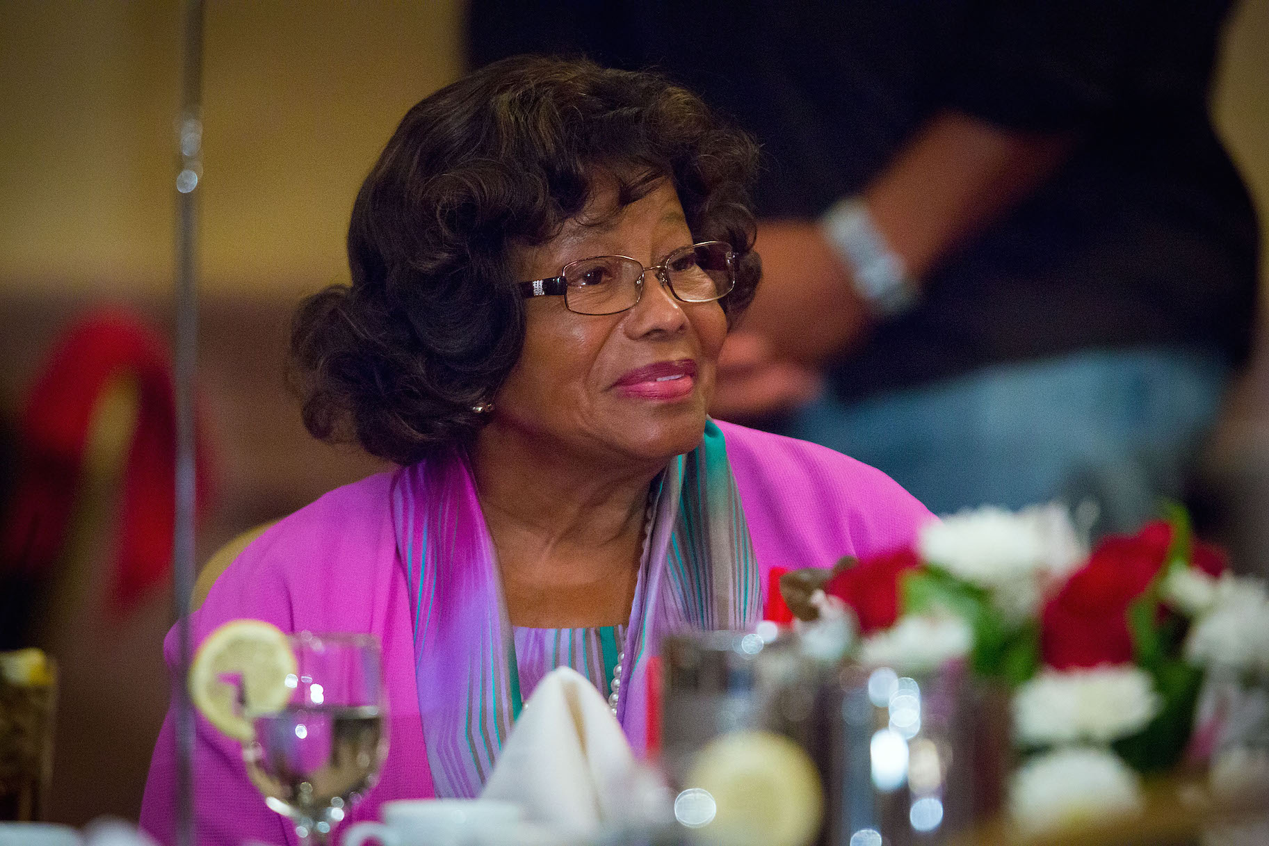 Katherine Jackson Says Her Nephew Is Tapping Her Phone