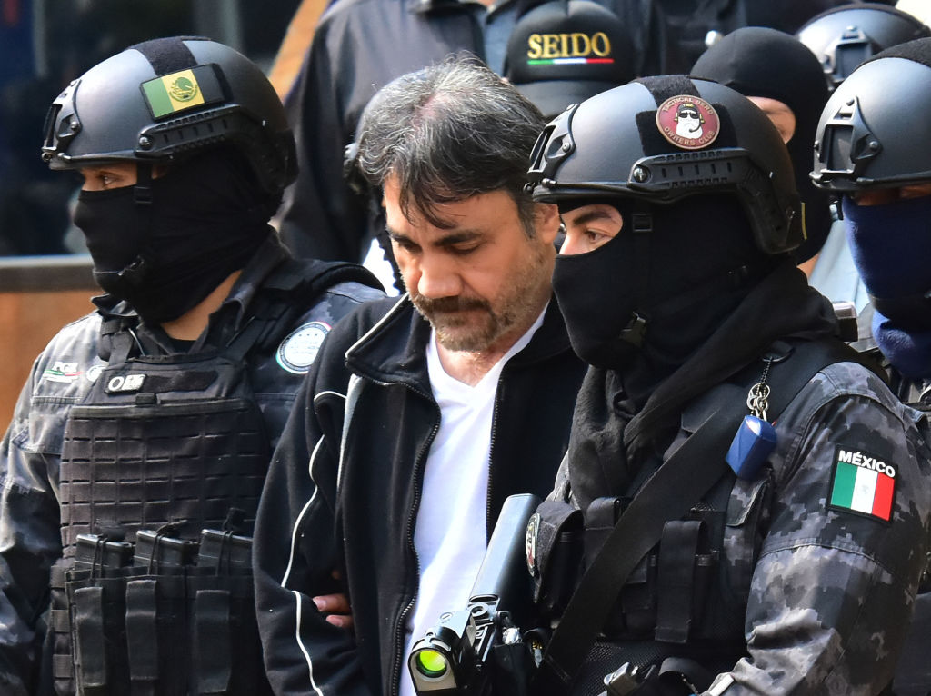 sinaloa cartel drug lord damaso lopez captured in mexico