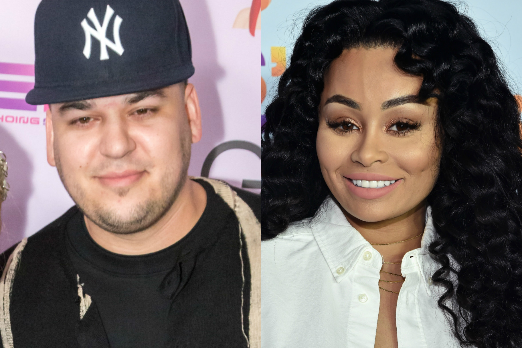 Blac Chyna Fires Back at Rob Over Filming Dream, Calls