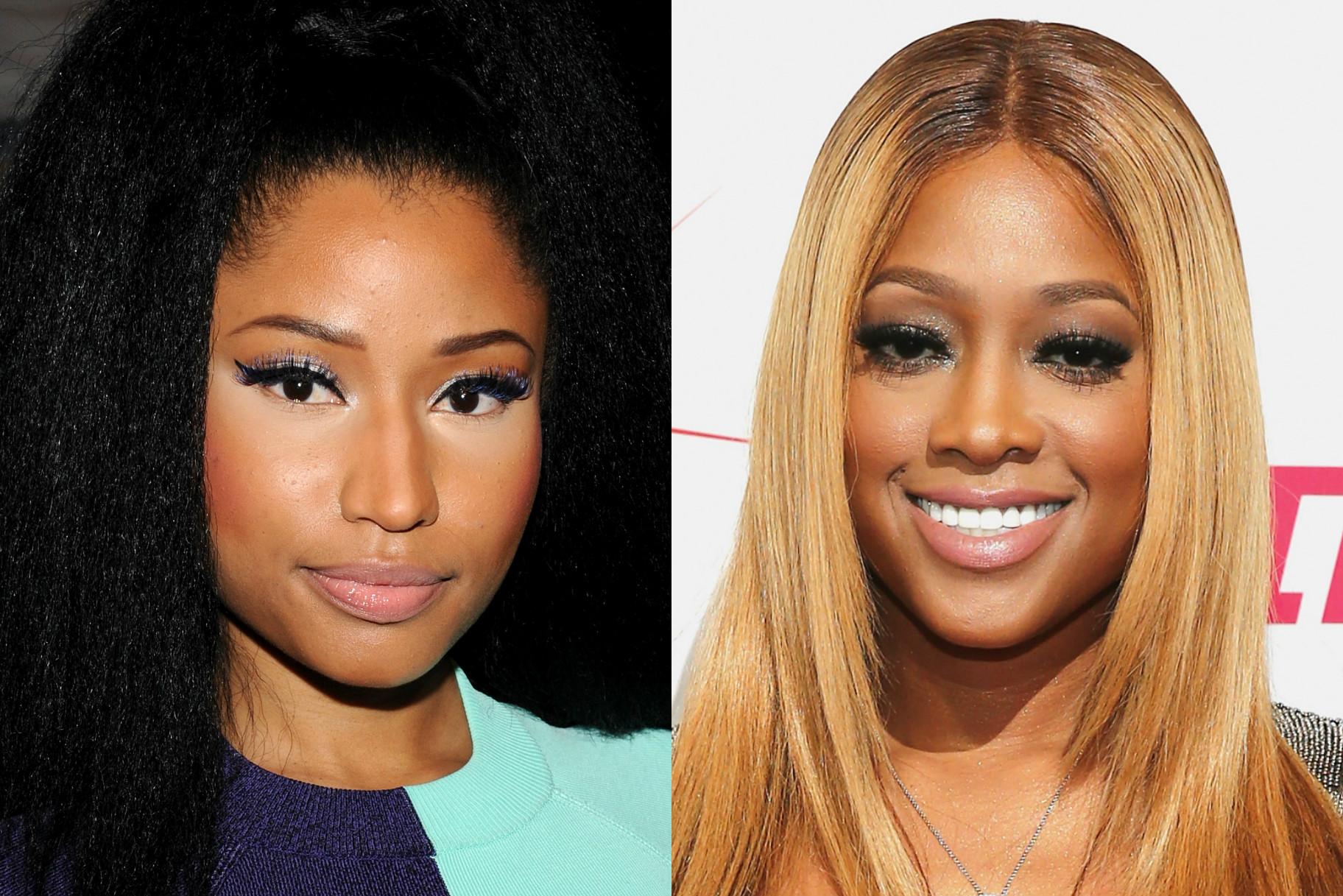 Are Nicki Minaj And Trina Teaming Up For New Music Very