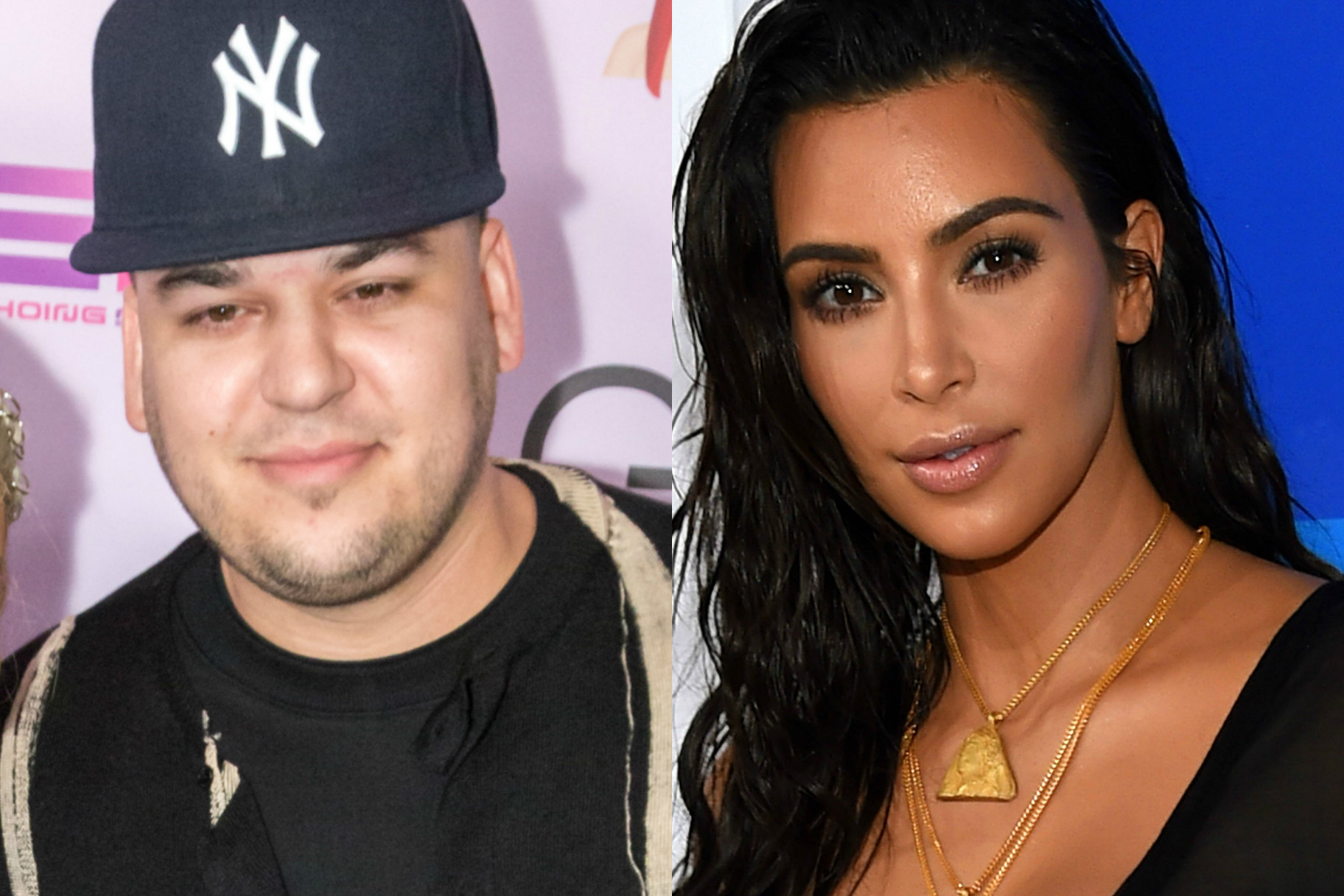 rob kardashian reportedly once hooked up with a kim kardashian look alike very real. Black Bedroom Furniture Sets. Home Design Ideas
