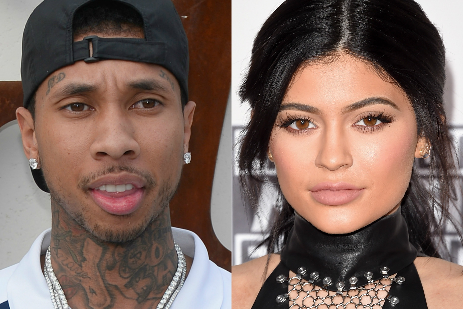 tyga and kylie really dating sites