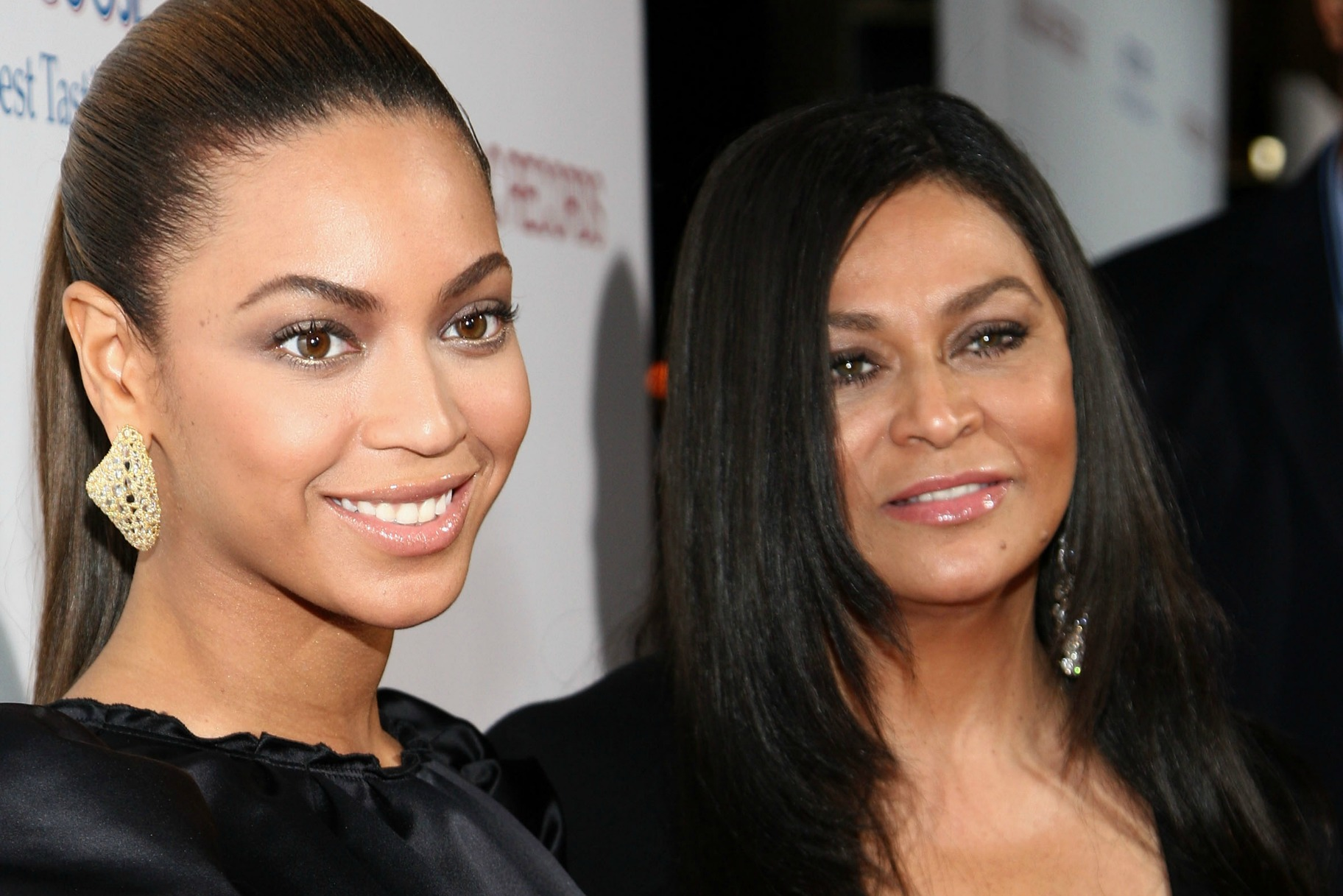 Tina Knowles Lawson Settles The Debate About Beyonce's ...