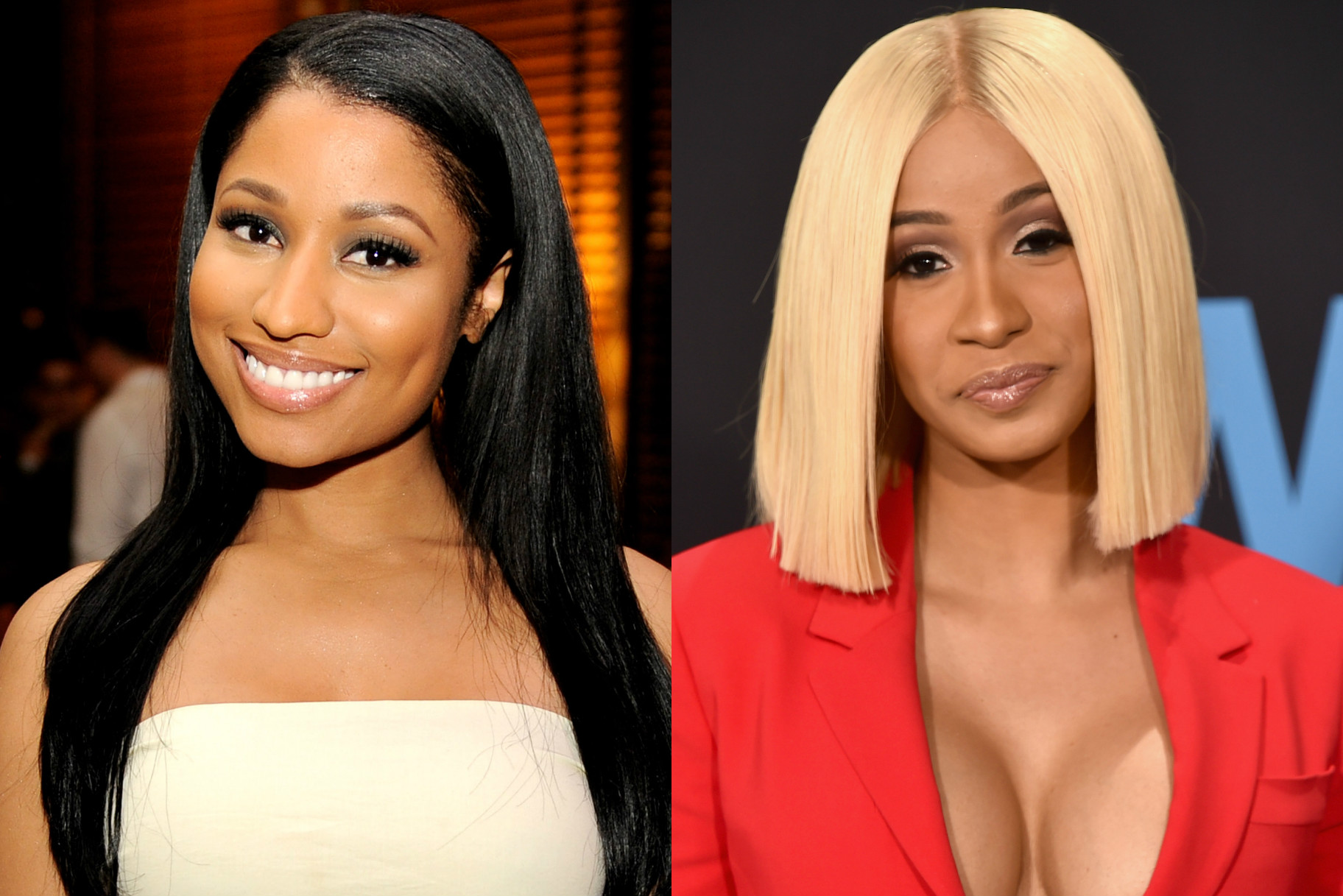 Why Did Cardi B And Offset Name Their Baby Kulture Kiari: Nicki Minaj Just Killed Rumors That She's Beefing With