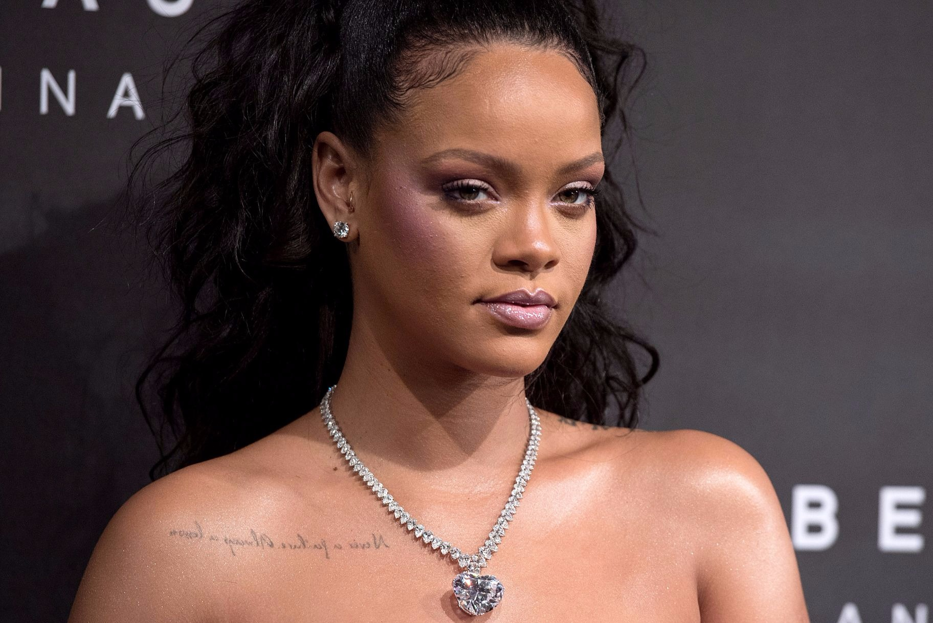 Rihanna: Rihanna Had The Best Reaction To People Not Knowing Her