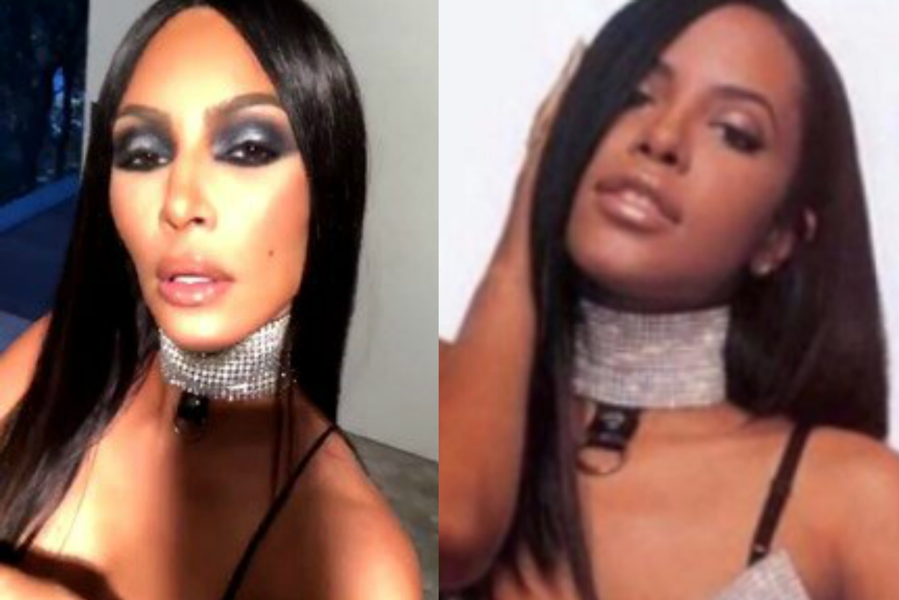 Watch Kim Kardashian Impersonate Selena Quintanilla (Video) | Very ...