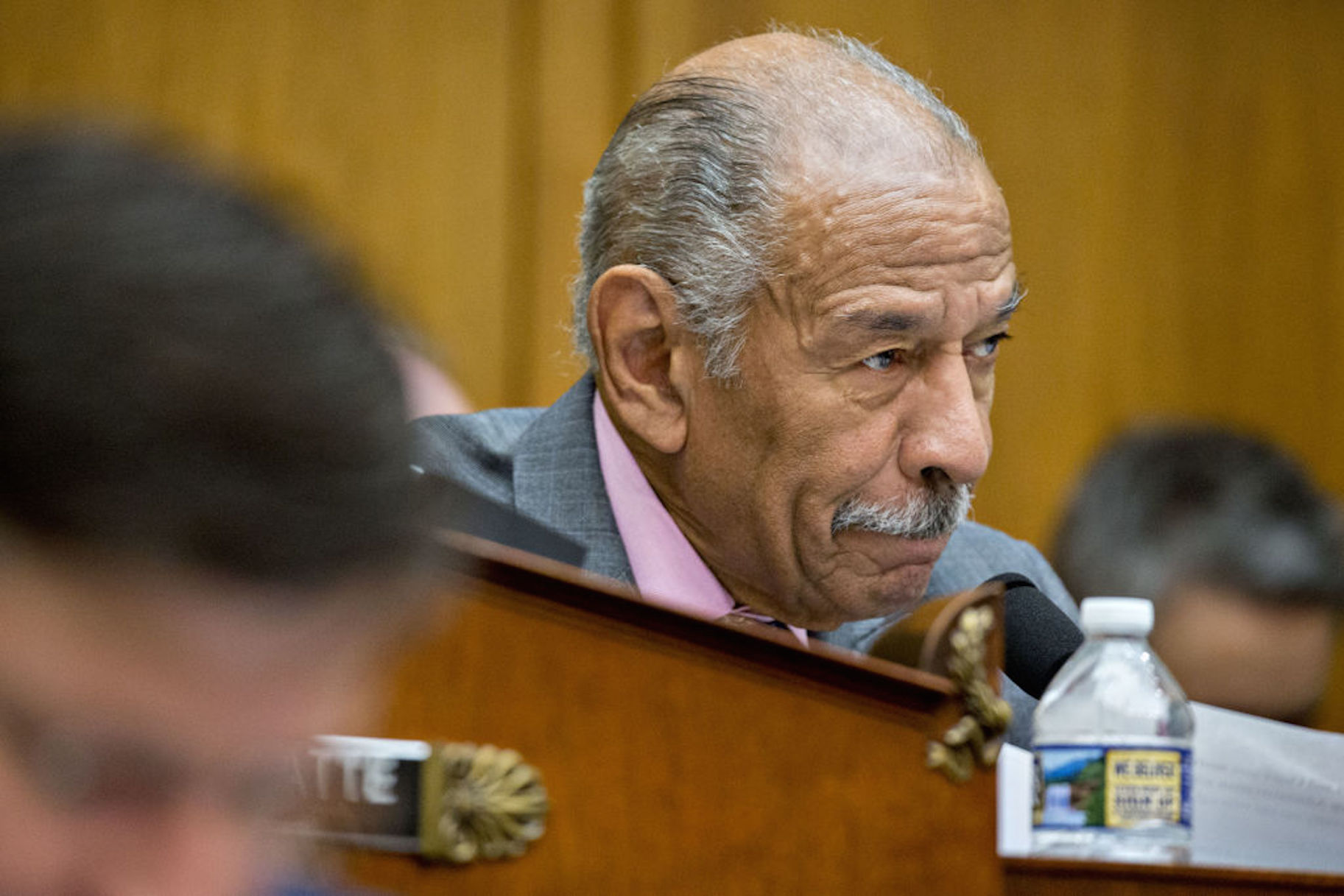 John Conyers Jr Son >> Longest Serving Member Of House John Conyers Will Leave Congress Amid Sexual Harassment ...