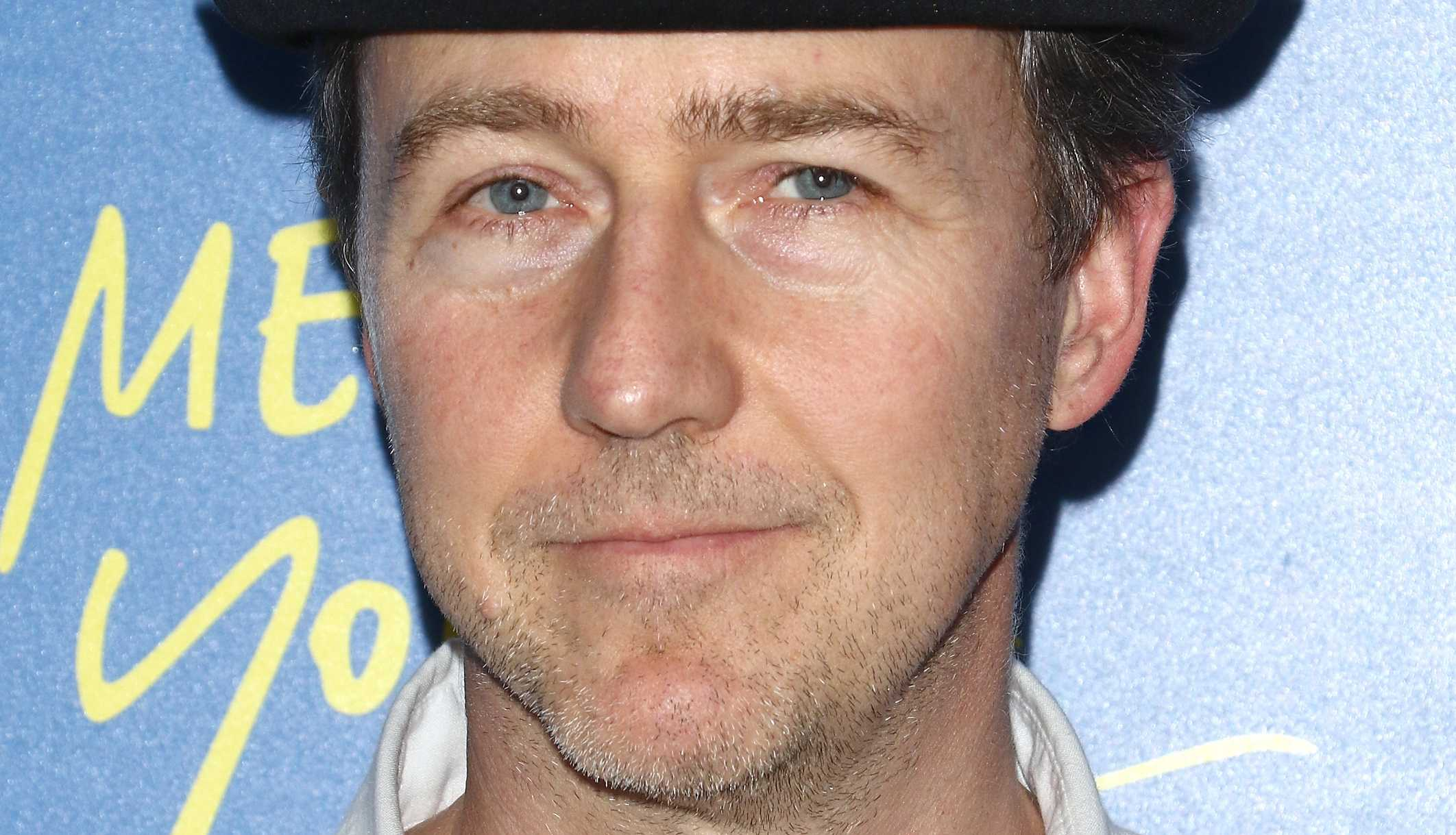 Edward Norton Vows To Help Firefighter Michael Davidson's ...