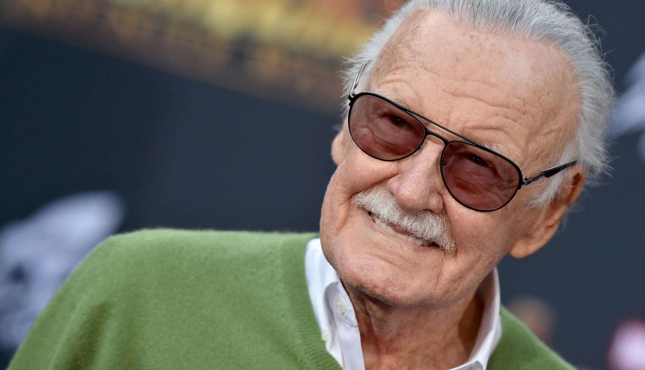 Marvel Founder Stan Lee Addresses Elder Abuse Rumors In