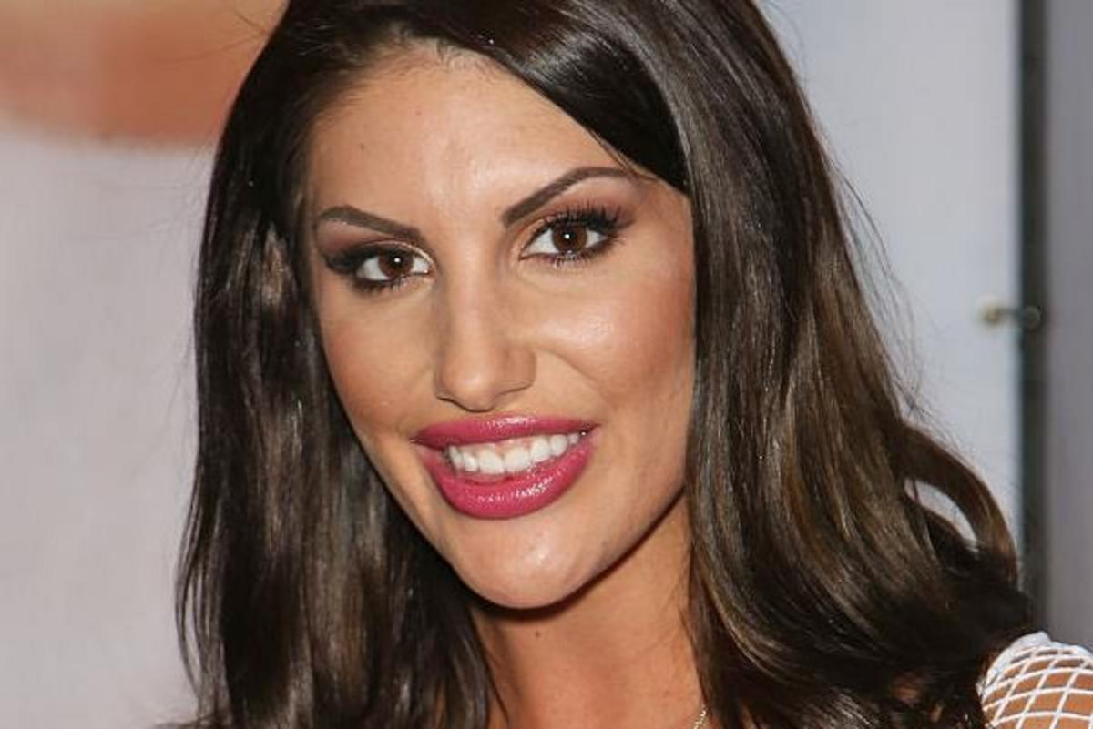August ames new face