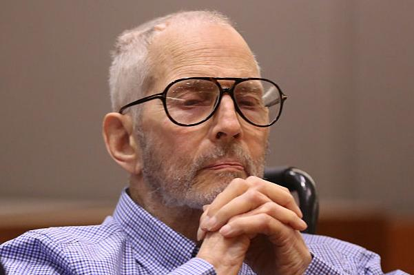 Robert Durst Of 'The Jinx' Gets Trial Date For Murder Of Best Friend Susan Berman