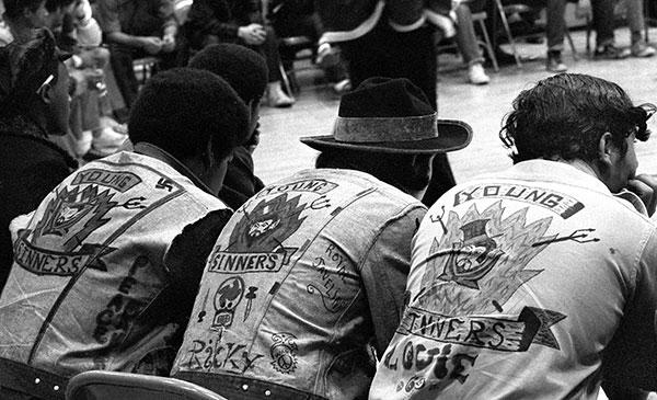 S New York Gang Fashion