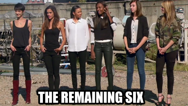 The Remaining Six