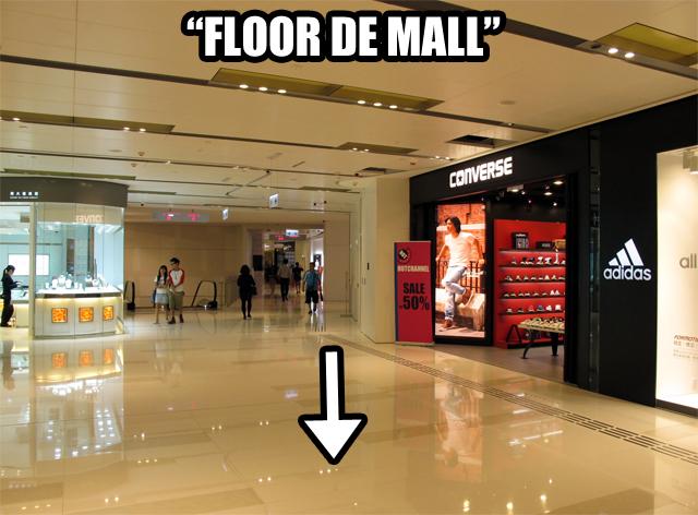 Floor De Mall