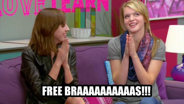 Free Bras