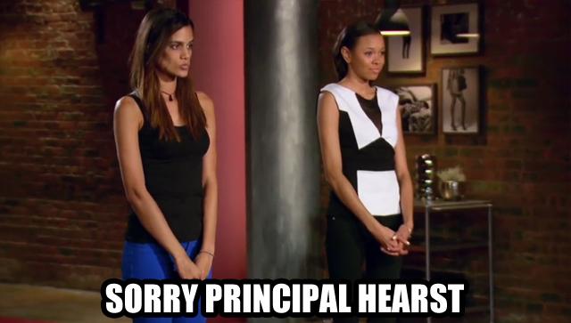 Principal Hearst