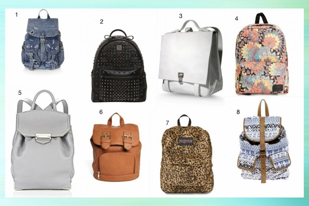 8 Cute Backpacks for All Your Summer Gear |