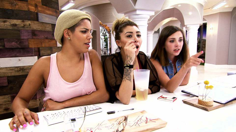 Bad Girls Club Rima Reunion Vote for the Ep...