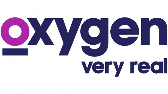 Oxygen Very Real Logo