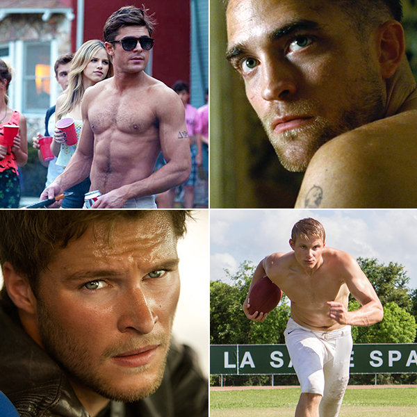 Summer movies 11 hottest actors under 30 summer guide blog